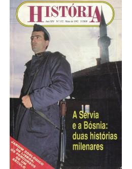 História - Ano XIV - N.º 152 - Maio de 1992