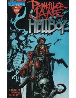 Painkiller Jane/Hellboy - Volume 1, No. 1