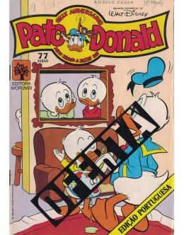 Pato Donald N.º 77