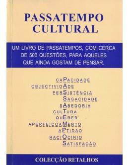 Passatempo Cultural | de Nunes dos Santos