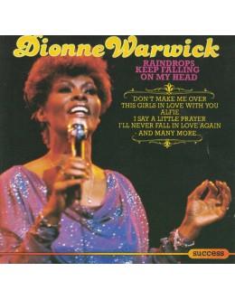 Dionne Warwick | Raindrops Keep Falling On My Head [CD]