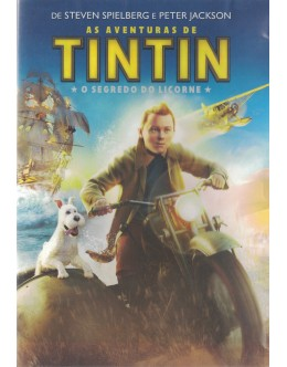 As Aventuras de Tintin - O Segredo do Licorne [DVD]