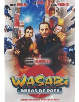 Wasabi - Duros de Roer [DVD]