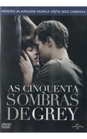 As Cinquenta Sombras de Grey [DVD]