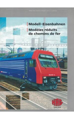 Modell-Eisenbahnen / Modèles Réduits de Chemins de Fer - Edition 2002