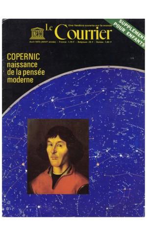 Le Courrier - XXVI Année - N.º 4 - Avril 1973