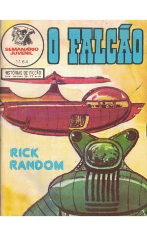 O Falcão - N.º 1164 - Rick Random