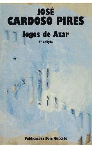 Jogos de Azar   de José Cardoso Pires