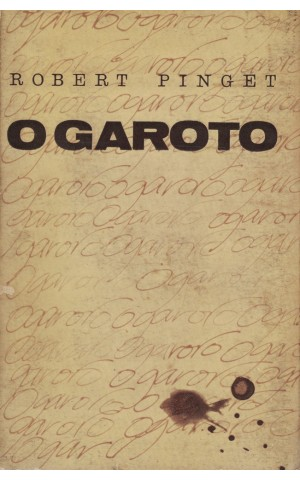 O Garoto | de Robert Pinget