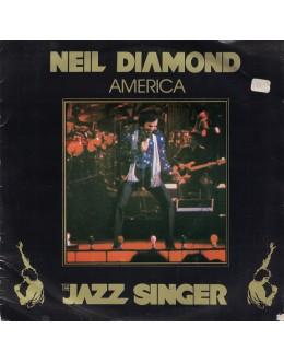 Neil Diamond | America (The Jazz Singer) [Single]