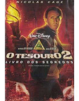 O Tesouro 2 - Livro dos Segredos [DVD]