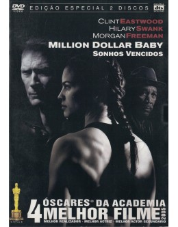 Million Dollar Baby - Sonhos Vencidos [2DVD]