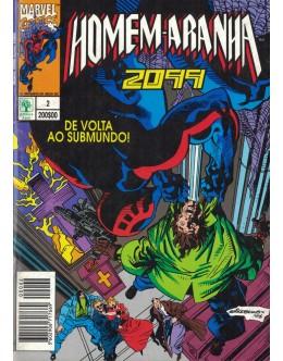 Homem-Aranha 2099 - N.º 2