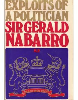 Exploits of a Politician | de Sir Gerald Nabarro