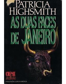 As Duas Faces de Janeiro | de Patricia Highsmith