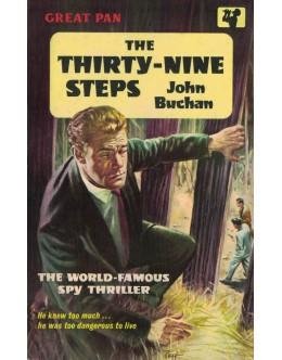 The Thirty-Nine Steps | de John Buchan
