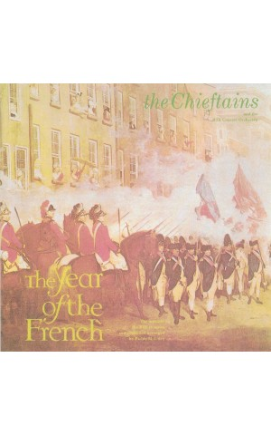The Chieftains | The Year of the French [CD]