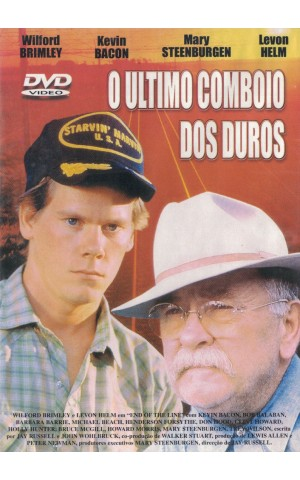O Último Comboio dos Duros [DVD]