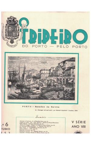 O Tripeiro - V Série - Ano VIII - N.º 6 - Outubro de 1952