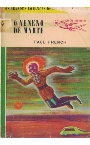 O Veneno de Marte   de Paul French