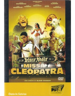 Astérix & Obélix: Missão Cleópatra [DVD]