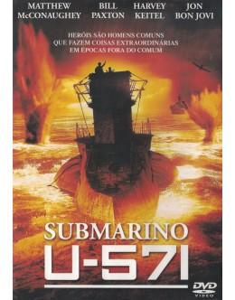 Submarino U-571 [DVD]