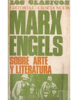 Sobre Arte y Literatura | de Carlos Marx e Federico Engels