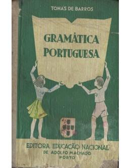 Gramática Portuguesa | de Tomás de Barros