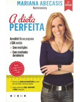 A Dieta Perfeita | de Mariana Abecasis