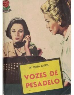 Vozes de Pesadelo | de Maria Luisa Lajos