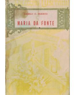 Maria da Fonte | de Camilo Castelo Branco