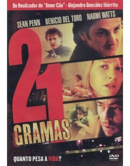 21 Gramas [DVD]