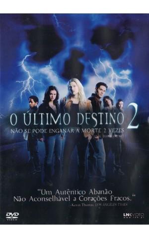 O Último Destino 2 [DVD]
