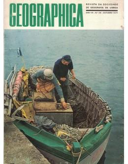 Geographica - Ano VII - N.º 28 - Outubro de 1971