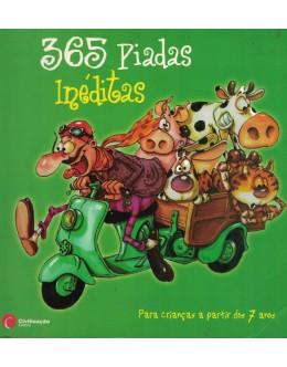 365 Piadas Inéditas | de Fabrice Lelarge