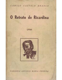 O Retrato de Ricardina | de Camilo Castelo Branco