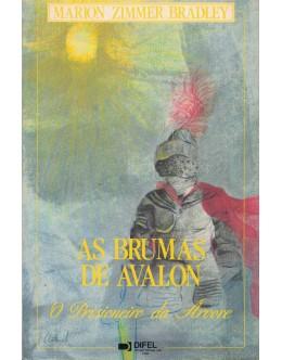 As Brumas de Avalon: O Prisioneiro da Árvore | de Marion Zimmer Bradley