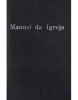 Manual da Igreja