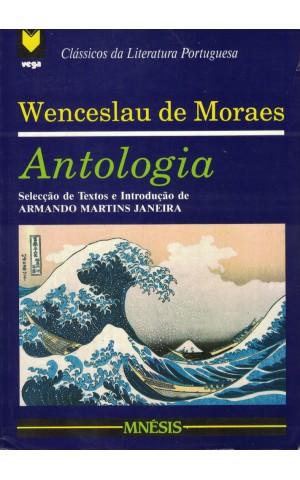 Antologia   de Wenceslau de Moraes