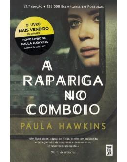 A Rapariga no Comboio | de Paula Hawkins