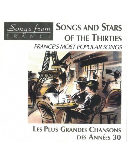 VA | Songs And Stars Of The Thirties - Les Plus Grandes Chansons Des Années 30 [CD]