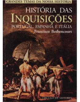 História das Inquisições | de Francisco Bethencourt
