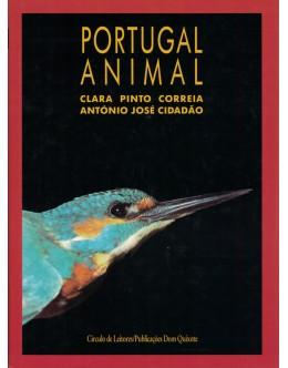 Portugal Animal | de Clara Pinto Correia e António José Cidadão