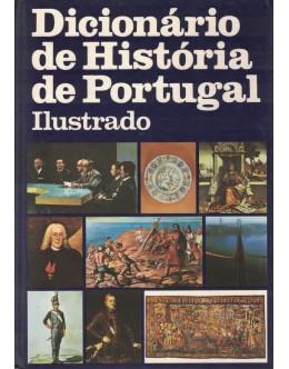 Dicionário de História de Portugal Ilustrado - II Volume