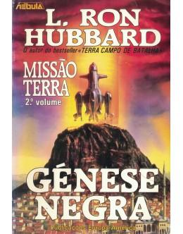 Missão Terra II - Génese Negra | de L. Ron Hubbard