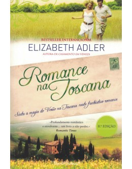 Romance na Toscana | de Elizabeth Adler