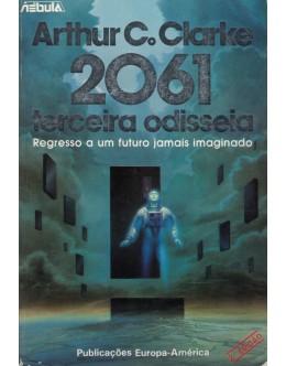 2061: Terceira Odisseia | de Arthur C. Clarke