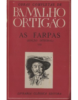 As Farpas - Tomo VIII | de Ramalho Ortigão
