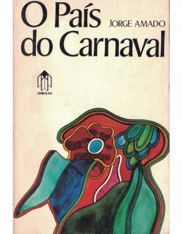 O País do Carnaval   de Jorge Amado