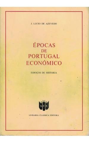 Épocas de Portugal Económico | de J. Lúcio de Azevedo